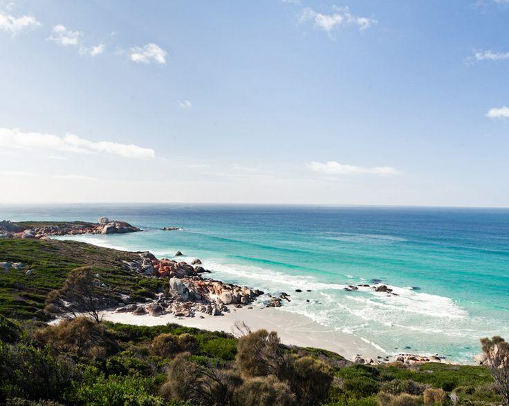 Bay of Fires, East Coast of Tasmania Photography by Sean Fennessy