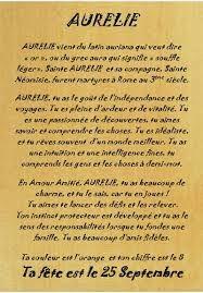 """Résultat de recherche d'images pour """"prénom aurélie"""""""