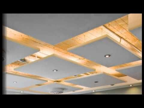 Acoustical ceiling tiles by blocnow.com