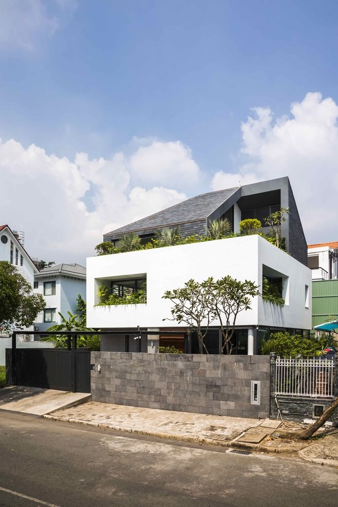 Gallery of White Cube House / MM   architects - 7