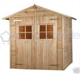 Le casette in legno da giardino di Mondocasashop