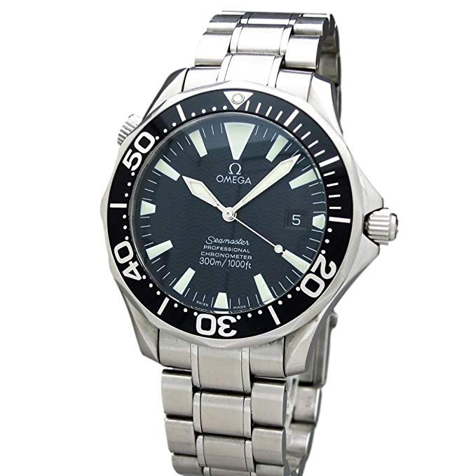 eb0a14b2e4265 Omega Seamaster Swiss-Automatic Male Watch 2254.50.00 (Certified Pre-Owned)  Review