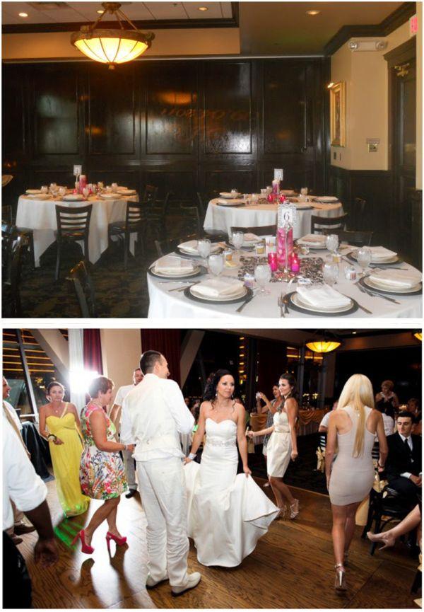 vegas wedding reception locations