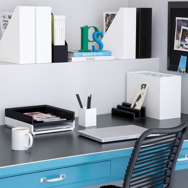 Modern Workspace  :: Office Products   The Container Store