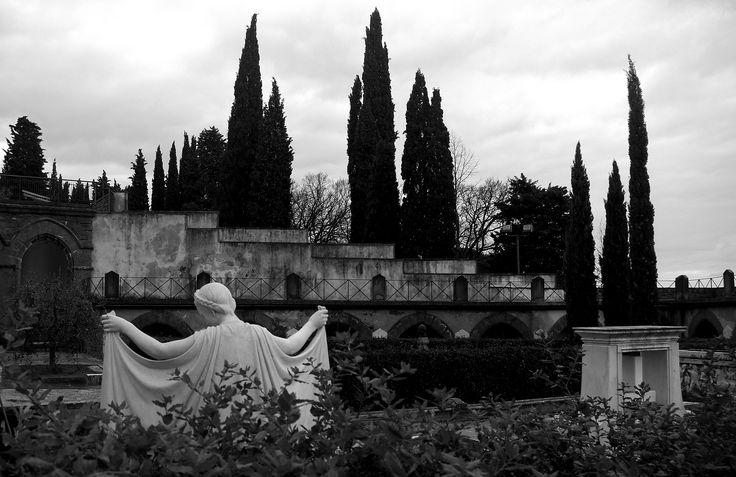 the cemetery of San Miniato