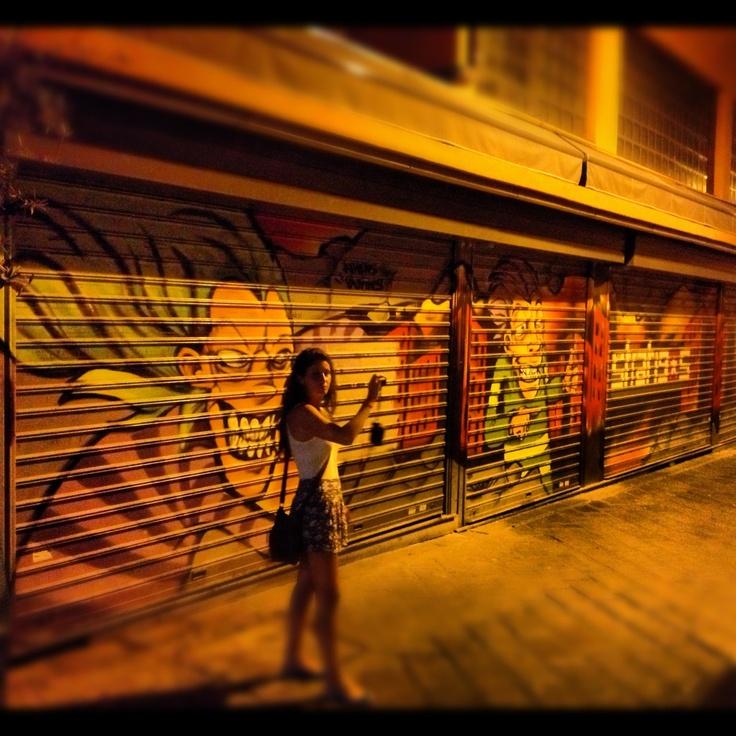 Nightlife Graffiti. My Baby❤