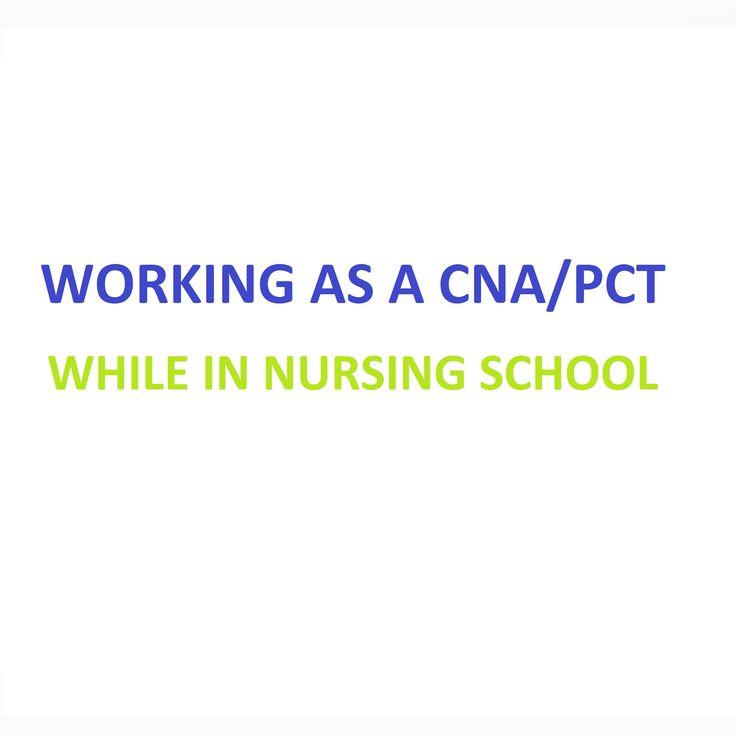 449 best CNA images on Pinterest Nursing assistant, Medicine and - pct resume