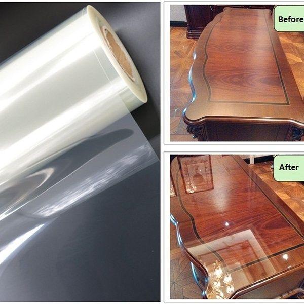Protective Film Furniture Anti Oil Film Kitchen Transparent Anti