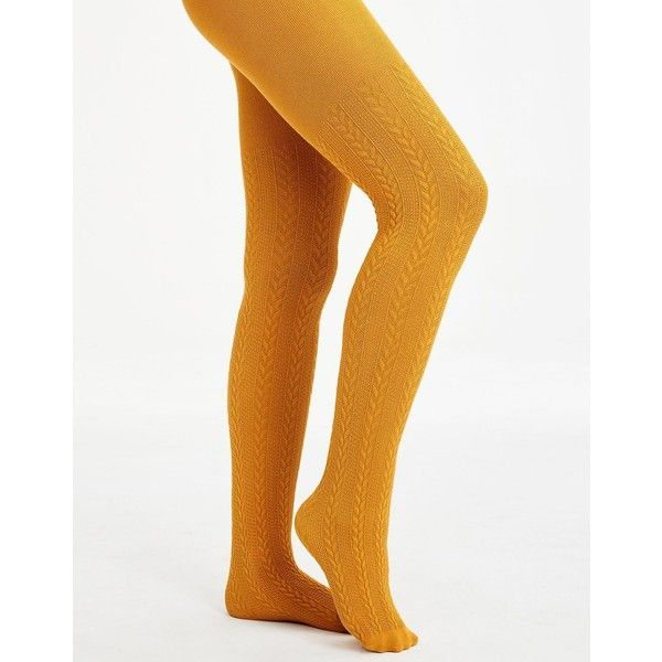 HANNA Swedish stockings Tights (80 PEN) ❤ liked on Polyvore featuring intimates, hosiery and tights
