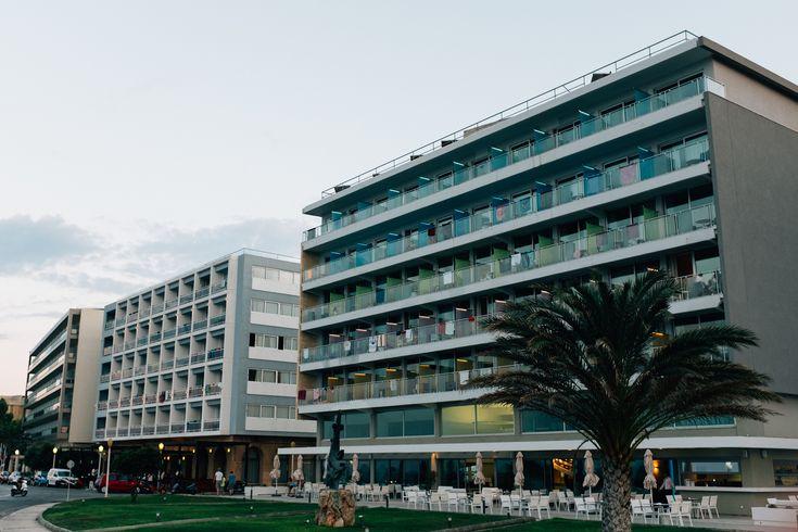 Hotels in Rhodes, Greece