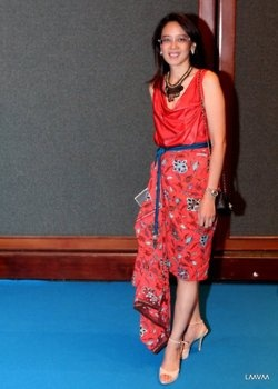 Style Shots from 2012 Indonesia Fashion Week day 1