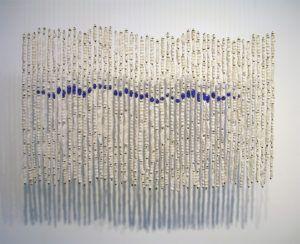 """Not Forgotten Blue"" Maggie Williams 2003"