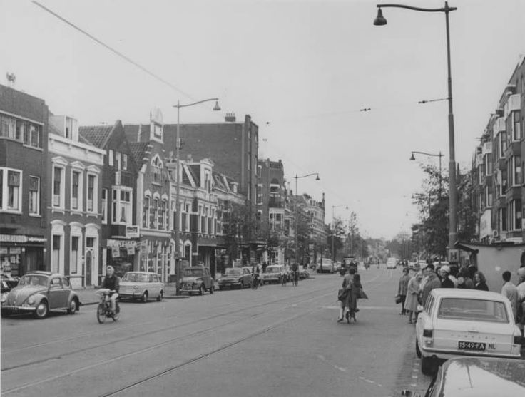 Oudedijk in 1968
