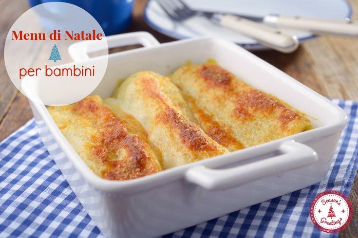 I cannelloni sono il piatto perfetto per la tavola di Natale: si possono preparare in anticipo, anche con ripieni diversi per accontentare il palato di grandi.