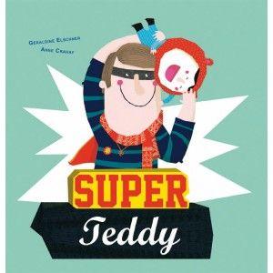Super Teddy - Tintentrinker Verlag