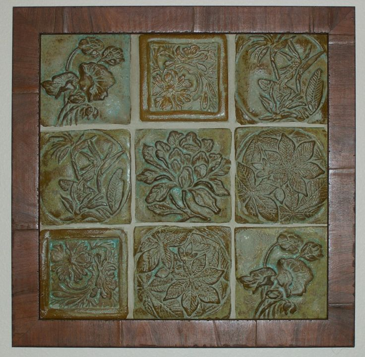Craftsman tiles tile design ideas for Craftsman style flooring