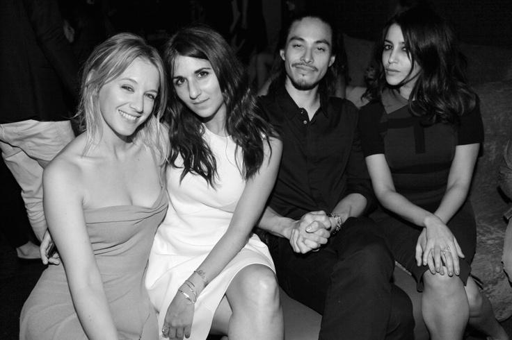 Dans les coulisses de Cannes, Jour 3 Festival de Cannes 2013 Autour de Kim Chapiron, le réalisateur du film La crème de la crème, Ludivine Sagnier, Géraldine Nakache et Leïla Bekhti, égérie L'Oréal Paris