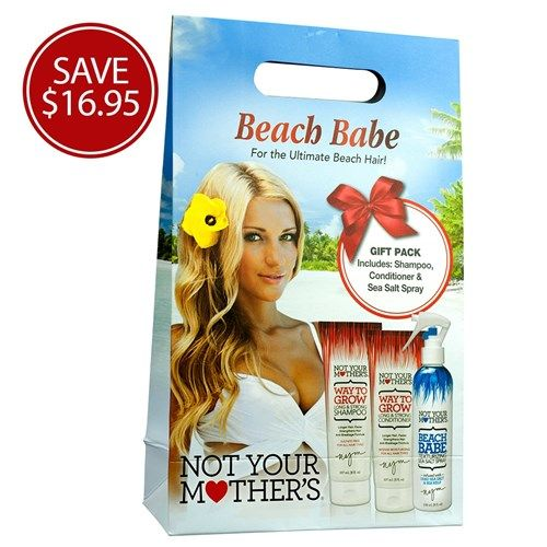 Not Your Mothers Beach Babe Pack   Now only $33.95
