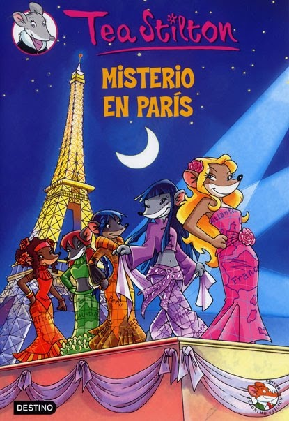 Misterio en París / Tea Stilton
