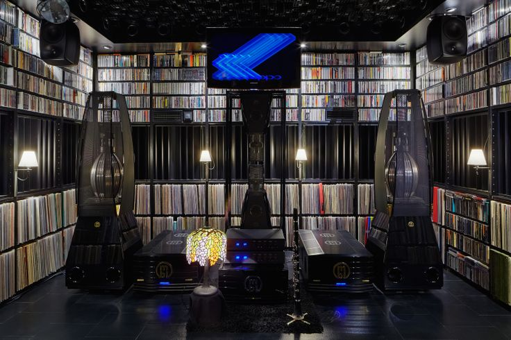 MBL hifi installation by Audio Concept