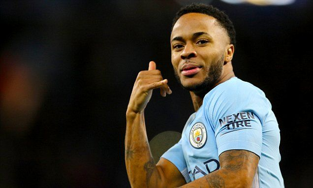 Sterling pays tribute to Man City team-mate Gabriel Jesus