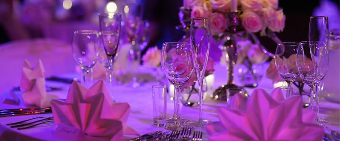 Our banquet and catering services provide everything you need