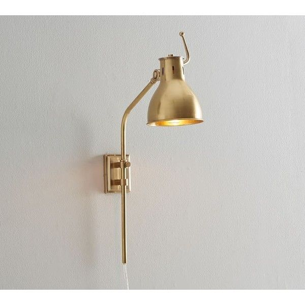Unusual Plug In Wall Lights : Best 25+ Plug in wall lights ideas only on Pinterest Plug in wall sconce, Plug in vanity ...