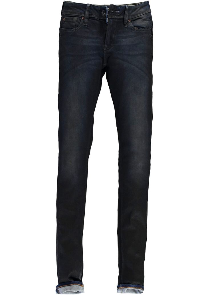 Garcia Celia Slim Jeans 244 1396 dark blue spray used – acorns