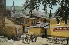 Bursa, Tahtakale 1950
