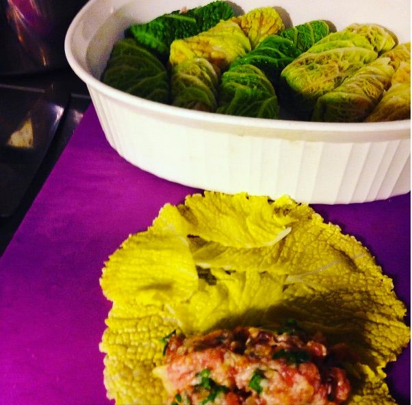 When I was younger I wasn't a huge fan of cabbage rolls, but as I'm getting older, I really like cabbage in all forms! Cabbage rolls are maybe more common in east of Europe, but if you …