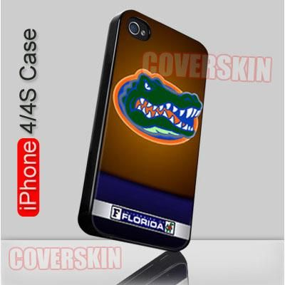 NFL Florida Gators Team  Logo iPhone 4 or 4S Case Cover - 1