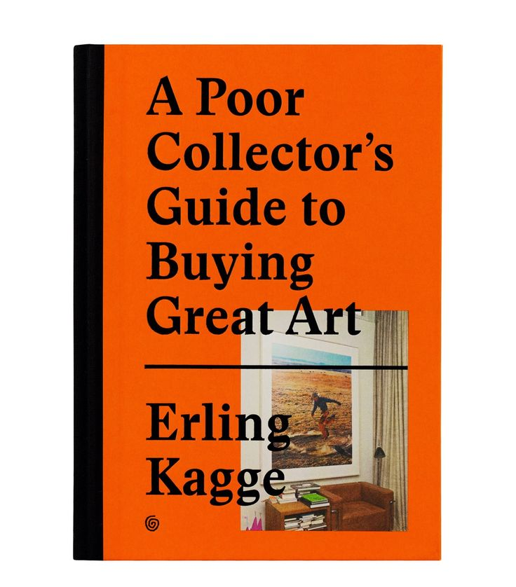 A Poor Collector's Guide to Buying Great Art book / by Gestalten