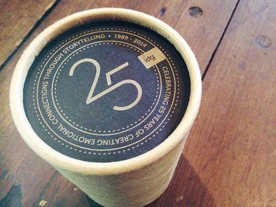 Anniversary / 25th Anniversary Monogram