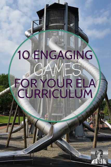 Looking for tips and ideas for how to use games in your high school ELA classroom? Teachers, check out this fun post for ten ways to turn course material into games this year.