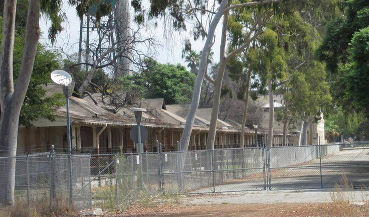 Built In 1888, The Rancho Los Amigos Hospital In Downey, California Has Been Abandoned Since The 1950s. Rumors of Torture And Murder Caused The Hospital To Shut Down