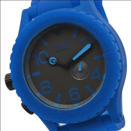 Men's 51-30 Watch Color: Blue $279.95 http://amzn.com/B004ZV05LO #MenWatch