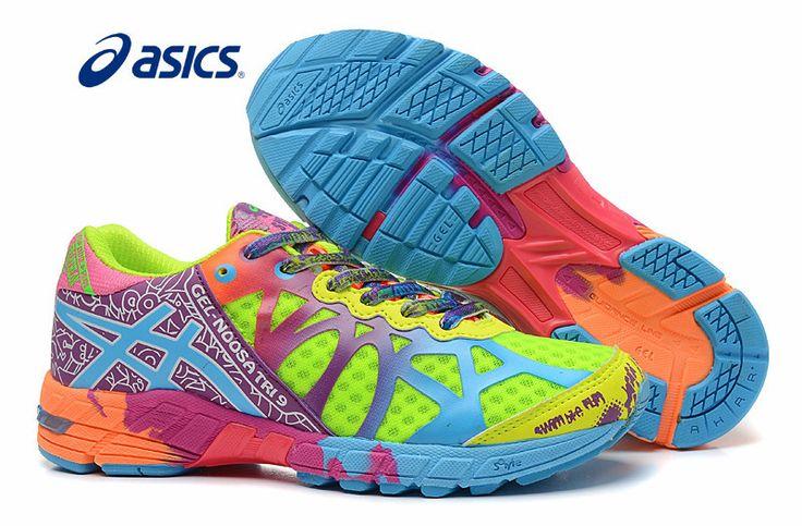 Barato Asics noosa TRI 9 tênis de corrida sapatos tênis venda frete grátis 15 8…