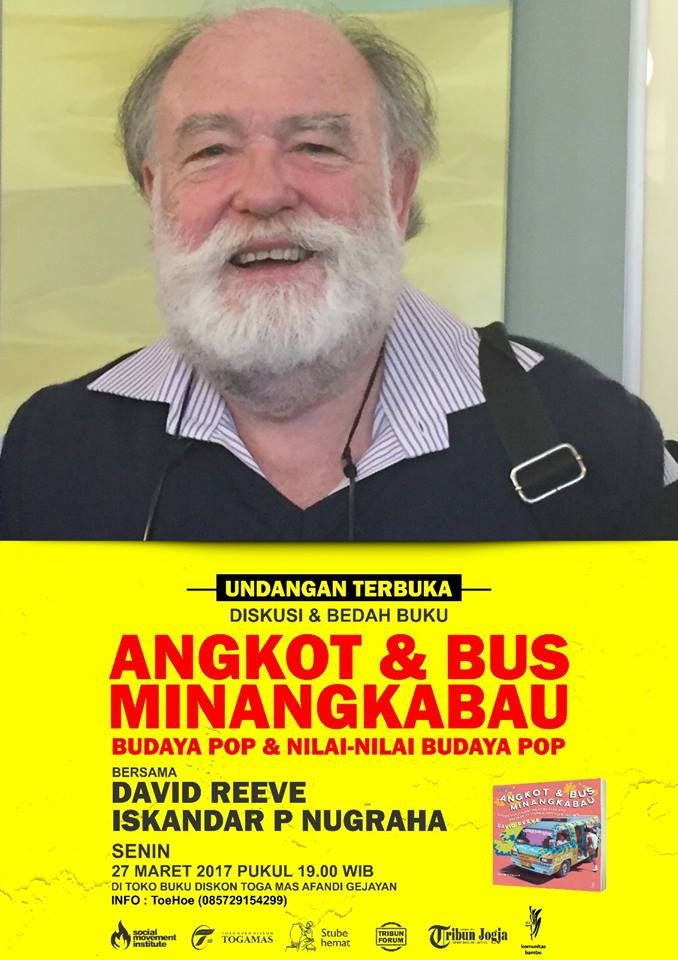 DISKUSI BERSAMA DAVID REEVE