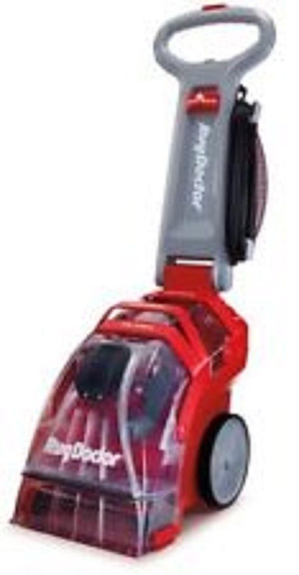 Rug Doctor Deep Carpet Cleaner Elecric Portable Vacuum Cleaner