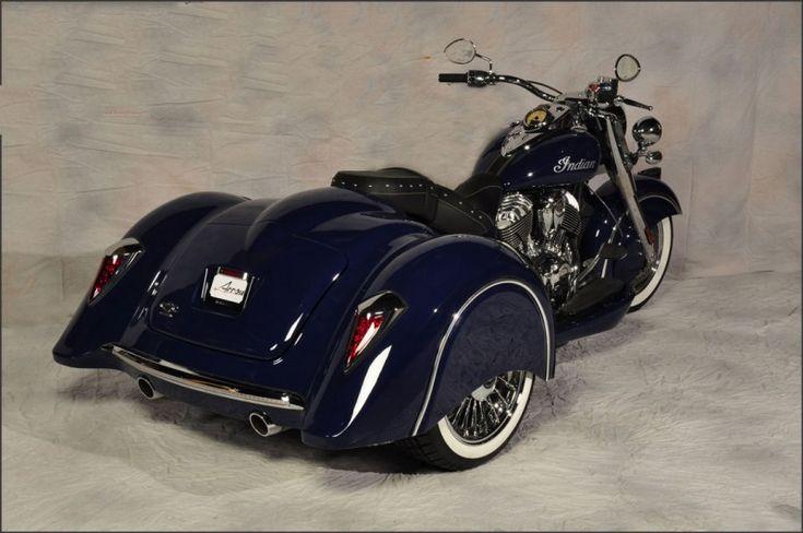 Indian Trike Kit - California Sidecar