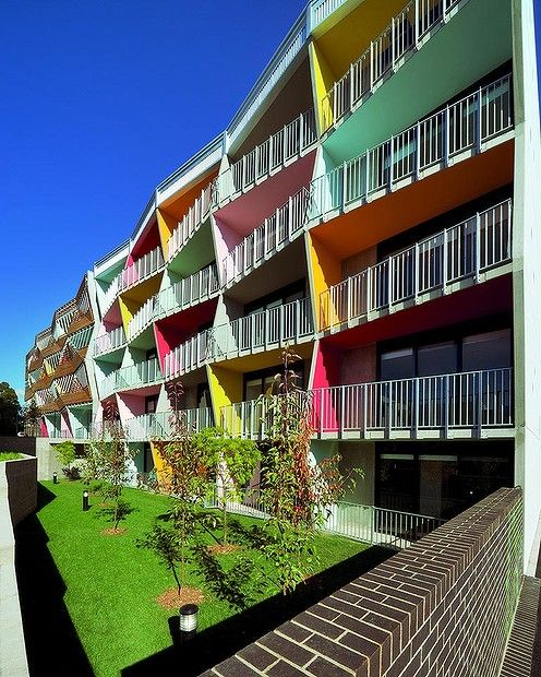 Pearcedale Parade low income housing