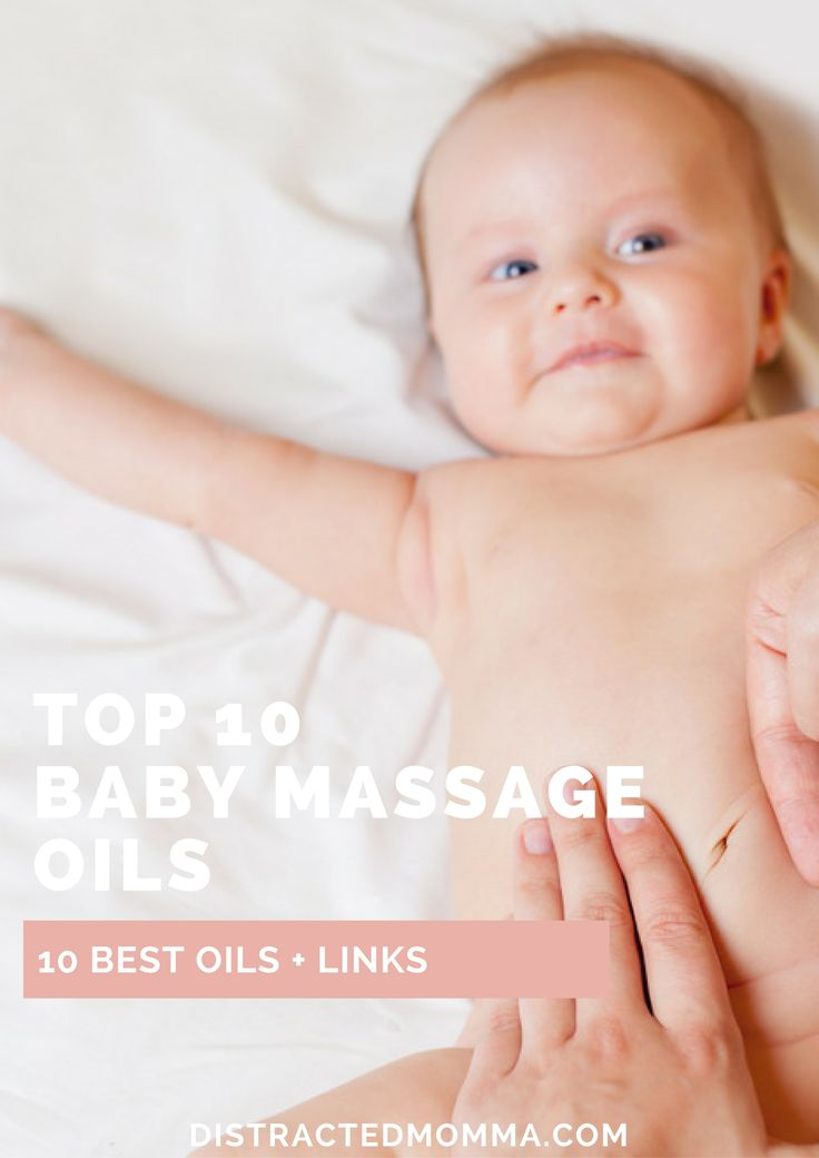 Discover the best baby massage oils available online!