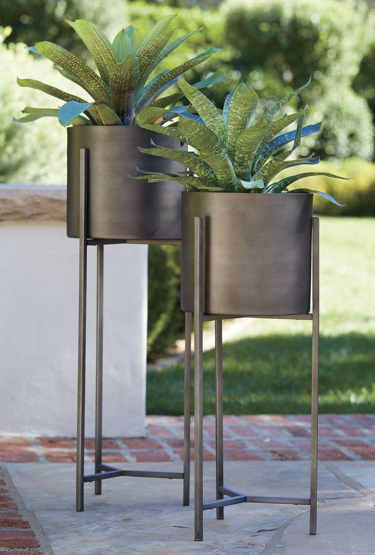 1000 ideas about indoor plant stands on pinterest plant. Black Bedroom Furniture Sets. Home Design Ideas