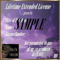 CU Lifetime Extended License