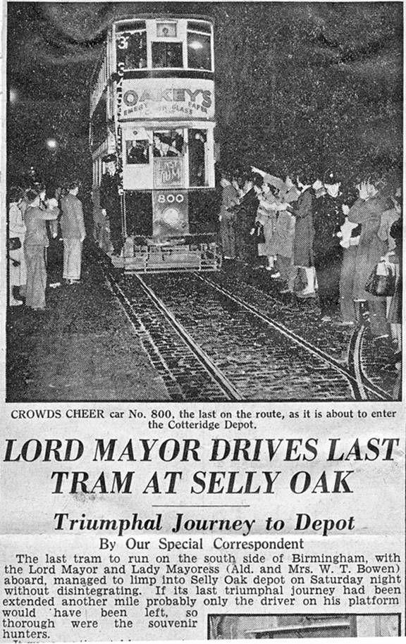 Old birmingham newspaper clips
