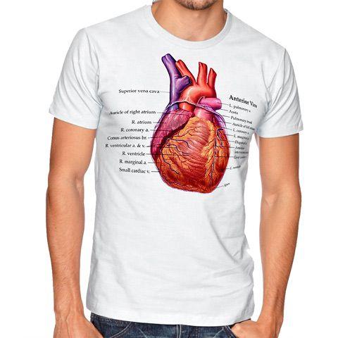 Heart T-Shirt printing