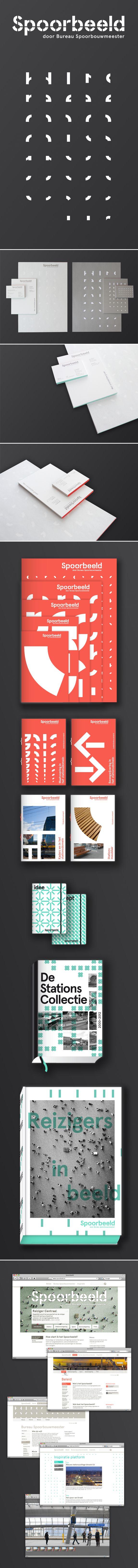 Spoorbeeld | Lava Graphic Design, Amsterdam