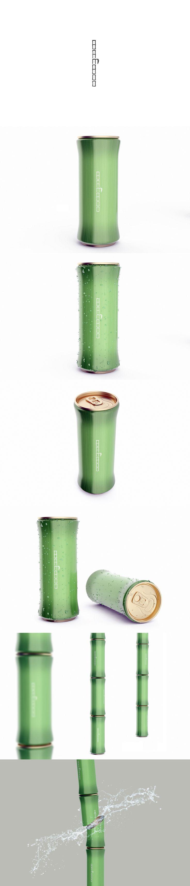 Bamboo juice, Package © МарсельШейшенов