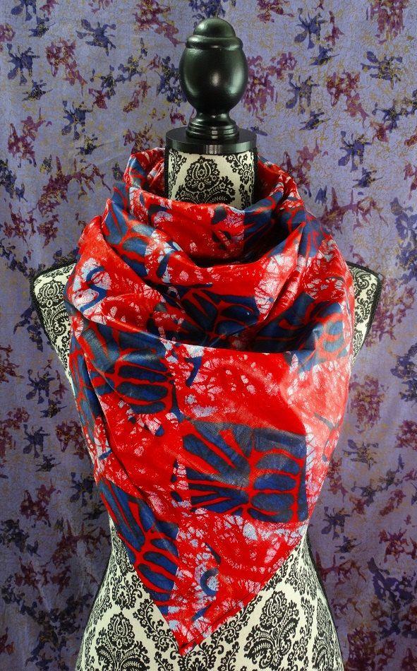 Kitenge Scarf, African Print Scarf, Ankara Scarf, Wax Print, KItenge Headwrap, African Fabric, African Head Wrap, Batik, Turban, Shawl, Gele by HausOfMaurafriK on Etsy
