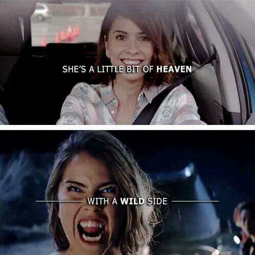 Wild side...